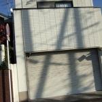 ②付属建物1階車庫2階住宅