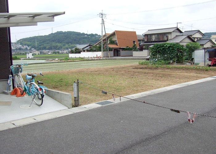 岡山市中区倉富売地