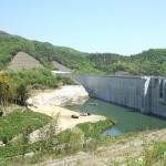 新内海ダム完成